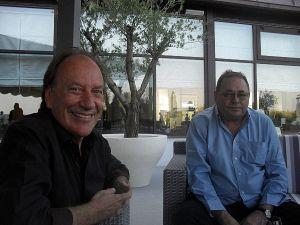 Goran Paskaljević i Srđan Karanović