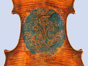 Amati violina
