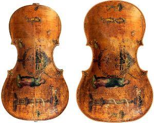 Amati violine
