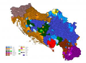 Etničke mape Balkana