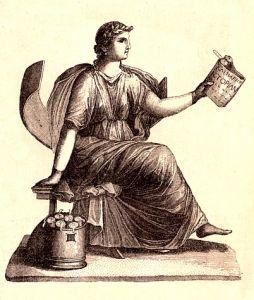 Grčka boginja Klio
