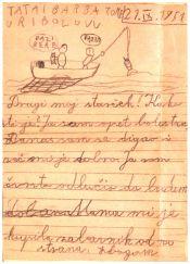 Rankovo pismo ocu