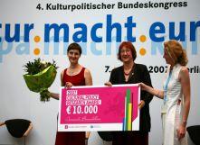 Dodela nagrade najboljem mladom istraživaču kulturne politike