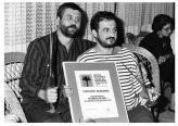Honorio Rancano i Rajko Grlić Valensia