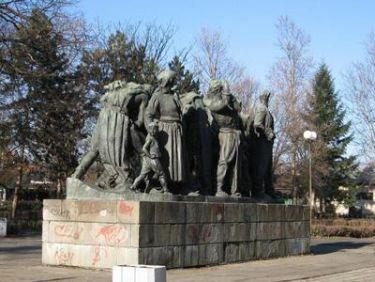 'Spomenik otpora i stradanja', Lojze Dolinar, Kraljevo
