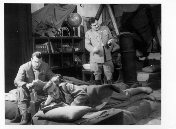 Golgota u režiji Branka Gavelle, praizvedena u Subotici