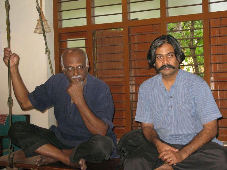 Sadanand and Pravin