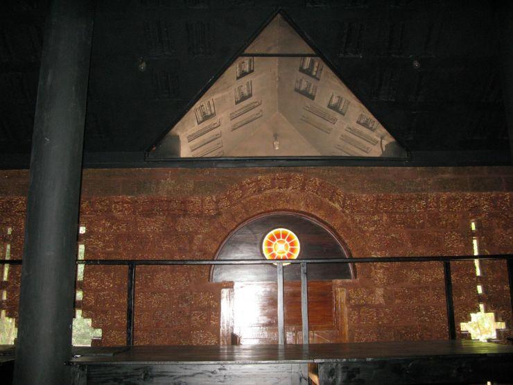 Theater building Adishakti