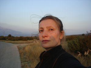 Светлана Спајић на терену