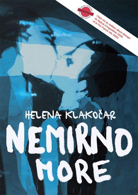 'Nemirno more', naslovnica