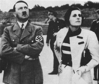 Adolf Hitler i Leni Rifenštal