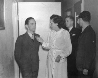 Jozef Gebels i Leni Rifenštal