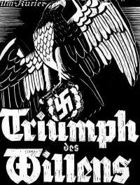 Plakat: Trijumf Volje