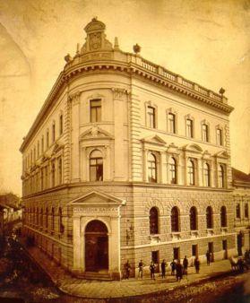 Narodna Banka Srbije, 1889. gdine