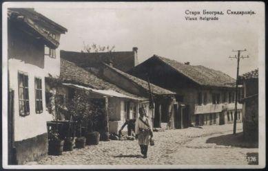 Skadarlija, 1900. godine