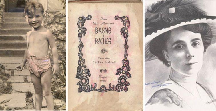 Ranko sa 3 godine, naslovna strana knjige, Ivana Brlić Mažuranić