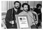 Honorio Rancano i Rajko Grlić
