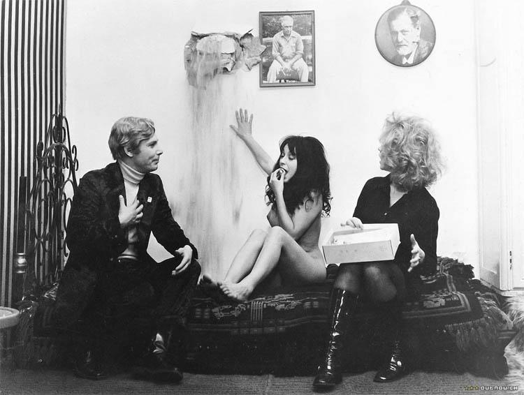 """Мистериите на организмот"""" (1971)"""