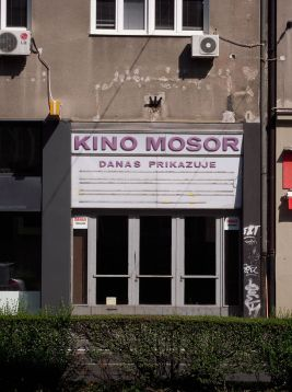 Kino 'Mosor', Zagreb