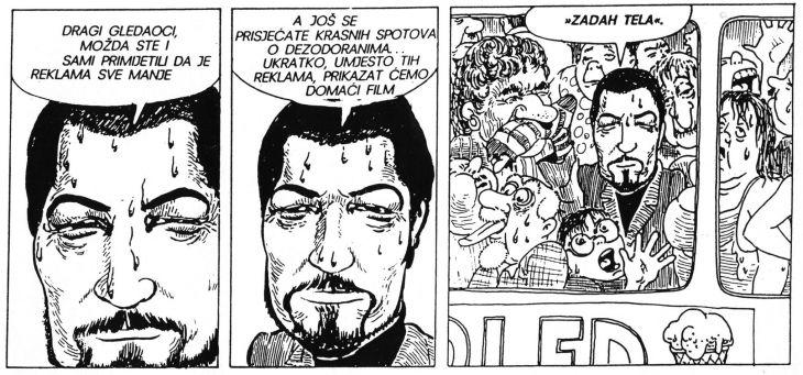 Ranko Munitić u stripu