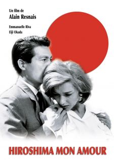 Hirošima, ljubavi moja by Alan Resnais