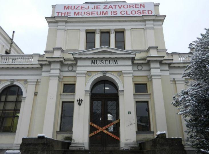 Zemaljski muzej Sarajevo Credit: Radio Slobodna Evropa