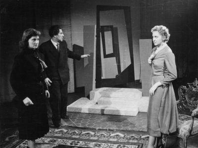 Jean-Paul Sartre - Zaprta vrata, Gledališče ad hoc